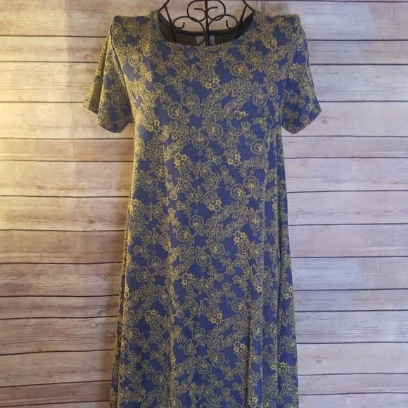 LuLaRoe Dresses & Skirts - LuLaRoe Carly XXS dress